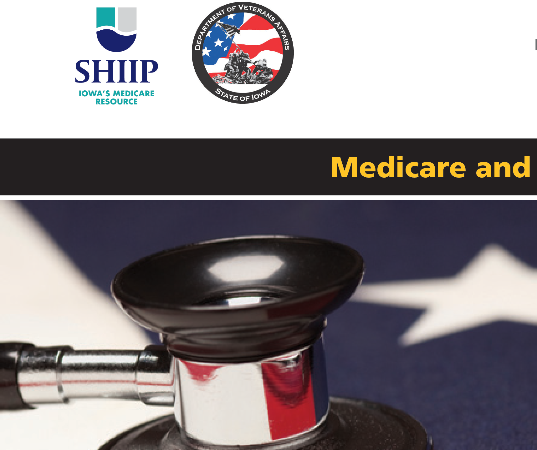 Medicare and VA Health Care Benefits